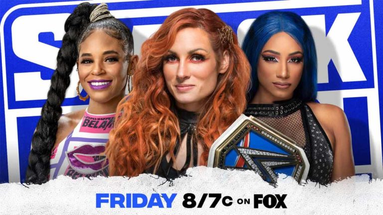 WWE SmackDown October 8, 2021 Live Results & Updates