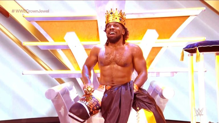 WWE Crown Jewel: Xavier Woods Defeated Balor to Win King of the Ring Tournament